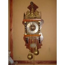 Часы настенные начало XX века