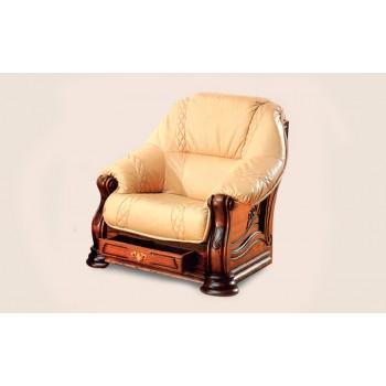 Крісло 4052 шкіра