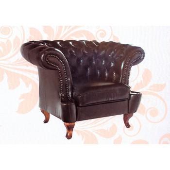 Кресло Gloster кожа