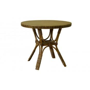 Круглий стіл з абаки