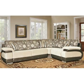 Угловой диван Capella ткань