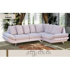 Кутовий диван Dakota тканина
