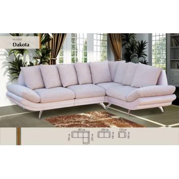 Угловой диван Dakota ткань