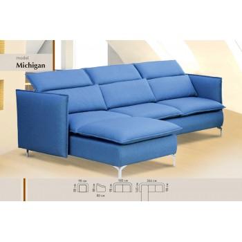 Кутовий диван Michigan тканина