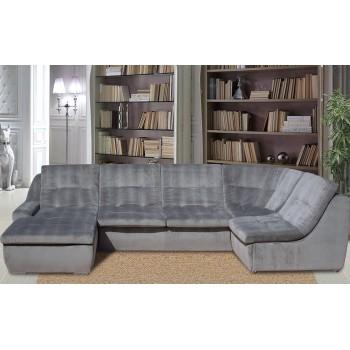 Угловой диван Ventu ткань